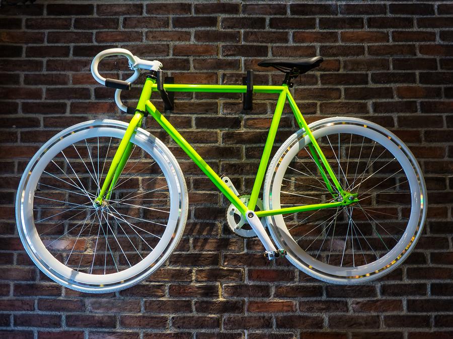 indoor fahrradst nder f r keller garage und co. Black Bedroom Furniture Sets. Home Design Ideas